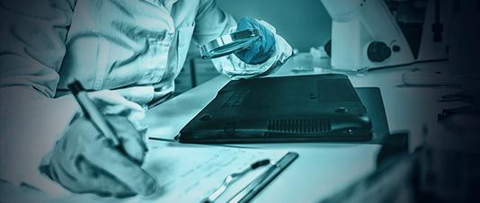 Sprawdzenie stanu technicznego sprzętu - testy podzespołów, testy obciążeniowe