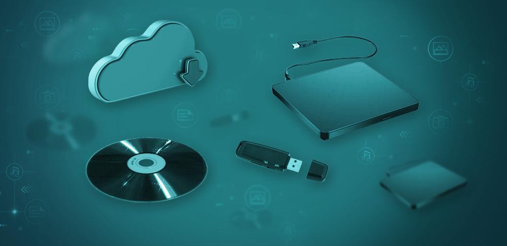 bezpiecznie przechowywanie danych